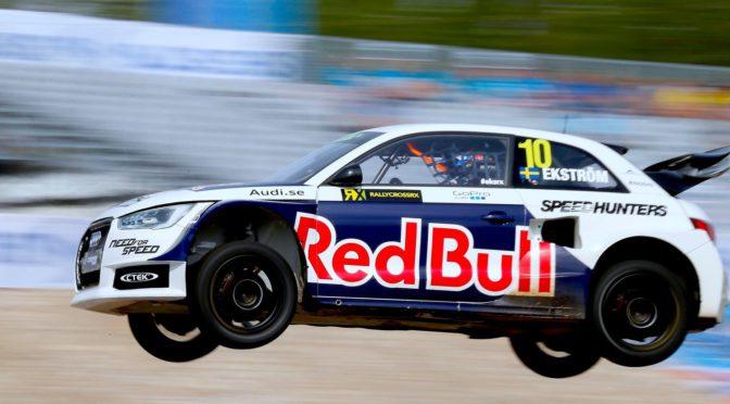 WRX | Alemania 2016 | Ekstrom es el nuevo campeón del rallycross