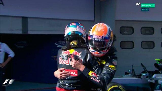 F1 | Malasia 2016 | Red Bull copó el circuito de Sepang