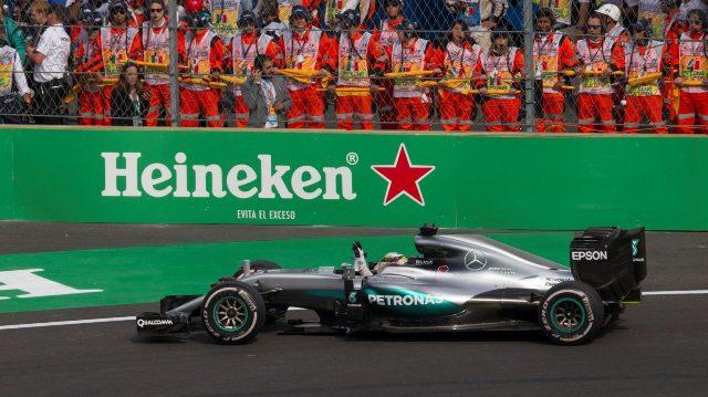 F1 | Sorpresivo retiro de Nico Rosberg de la categoría