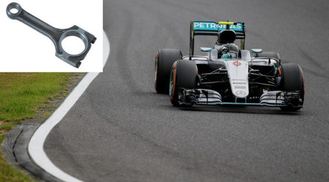 F1 | Malasia 2016 | una biela detuvo a Lewis Hamilton en Sepang