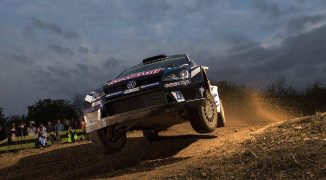 WRC | Volkswagen Motorsport | el Polo regresa a los rallys