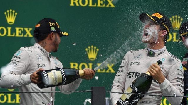 F1 | Brasil 2016 | otro doblete de Mercedes y un Verstappen impecable