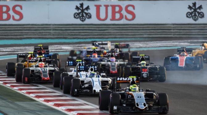 F1 | 2017 | Calendario confirmado para la Máxima Categoría