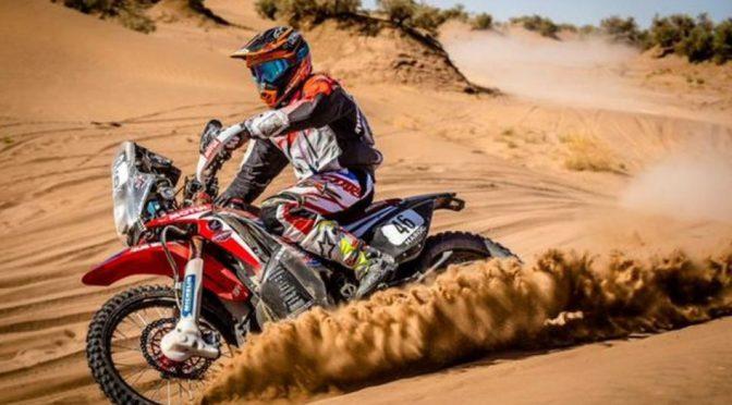 Dakar | 2017 | entrevista exclusiva con Kevin Benavides
