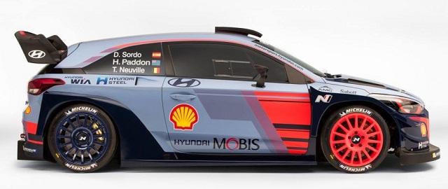 WRC | 2017 | Hyundai Motorsport presento el i20 coupe