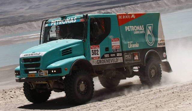 Dakar | Iveco | El objetivo es ganar el Dakar 2017
