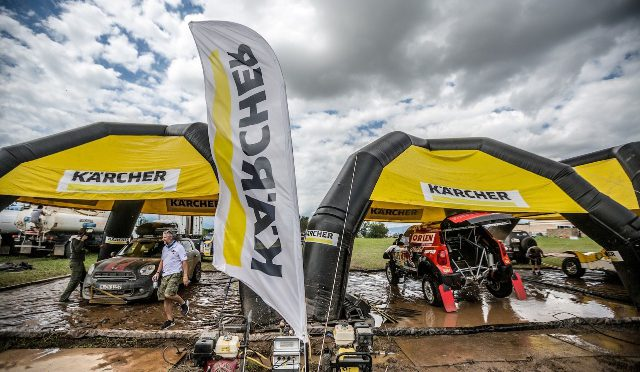 Dakar   2017   Hidrolavadora HD 9/21 G   Kärcher