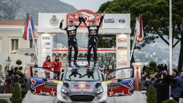 WRC | Monte Carlo 2017 | cambia de marca pero mantiene su talento