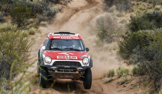 Etapa 11 | Dakar 2017 | Barreda y Loeb otra vez dan la nota