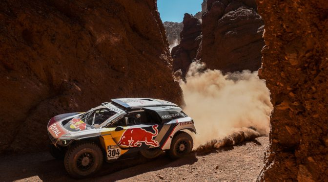 Etapa 3 | Dakar 2017 | Joan Barrerda barrió a sus rivales y Nasser abandonó