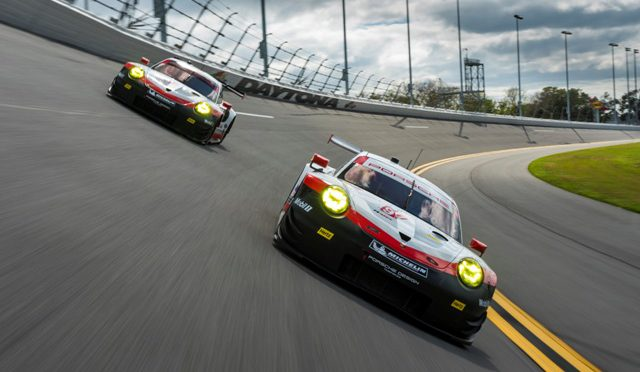 IMSA | 24 Horas de Daytona | 2017 | Porsche estrena el nuevo 911 RSR