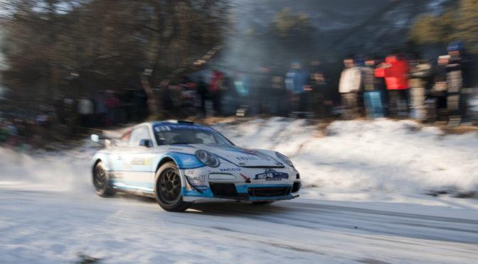 WRC | Monte Carlo 2017 | Dumas gana su categoría con 911 GT3 RS