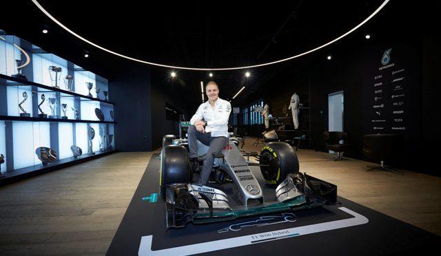 F1 | Mercedes AMG | 2017 | Valtteri Bottas el reemplazo esperado
