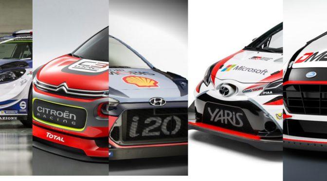 WRC | Monte Carlo 2017 | se levanta el telón de la nueva era