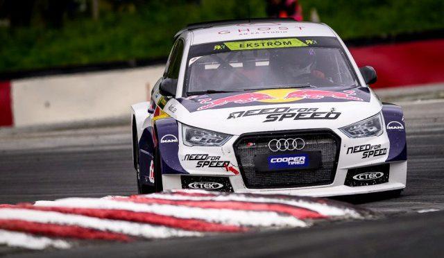 WRX | EKS Team | Audi Sport ingresa al mundial