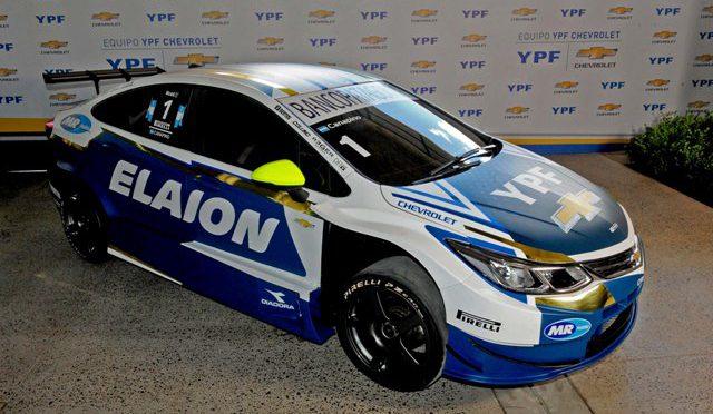 SuperTC2000 | 2017 | Chevrolet YPF |  anunció sus pilotos para 2017