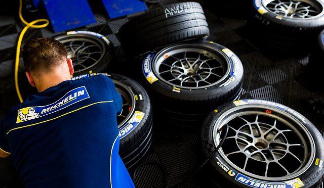 FE | 2017 | Michelin | esta temporada provee Pilot Sport EV2