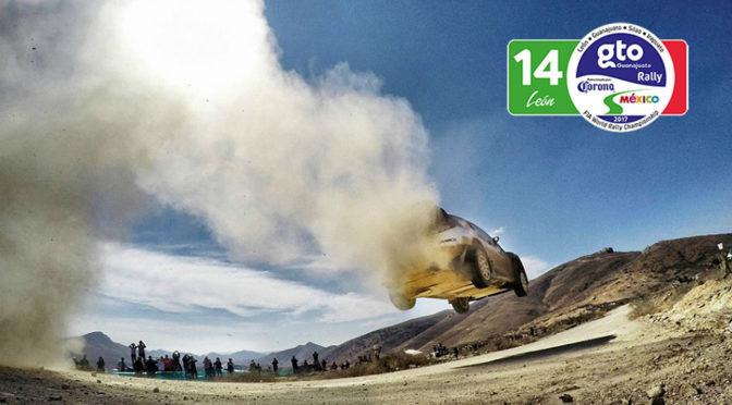 WRC | Mexico 2017 | Meeke gana con gran susto al final
