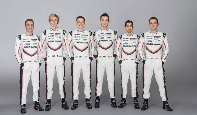 WEC | Porsche | nuevo auto y emparejamiento de pilotos