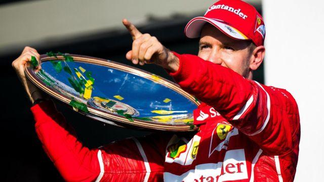 F1   Australia 2017   Vettel y Ferrari dueños del Melbourne GP