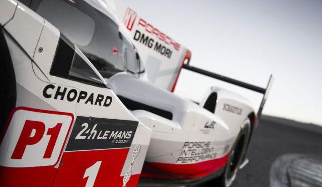 WEC | 919 Hybrid | Porsche | la nueva arma alemana
