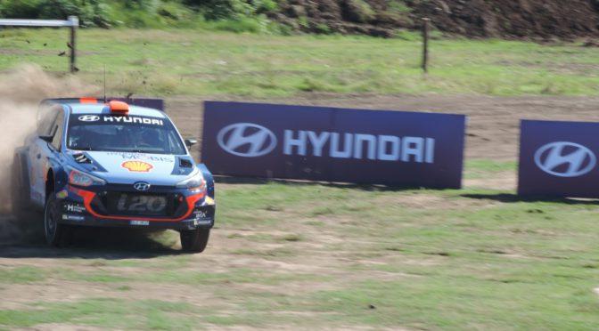 WRC   Argentina 2017   Se presentó la carrera en el ACA