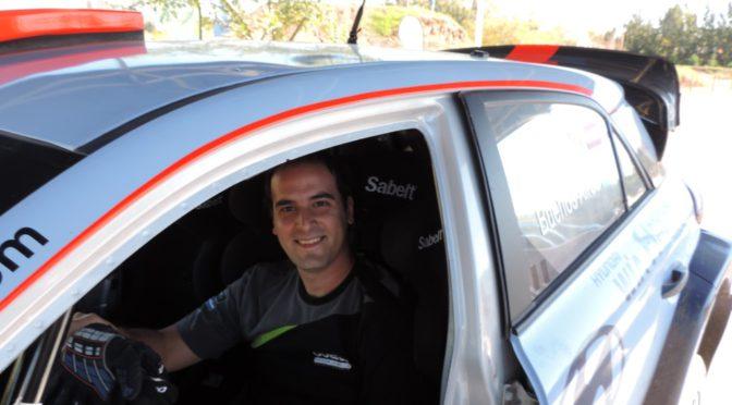 WRC | Córdoba 2017 | Entrevista | Dani Sordo en la previa del rally