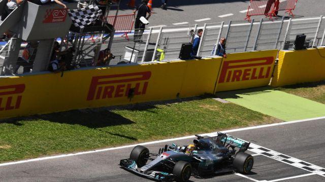 F1 | España 2018 | Lewis Hamilton repite trofeo y Mercedes hace un 1-2