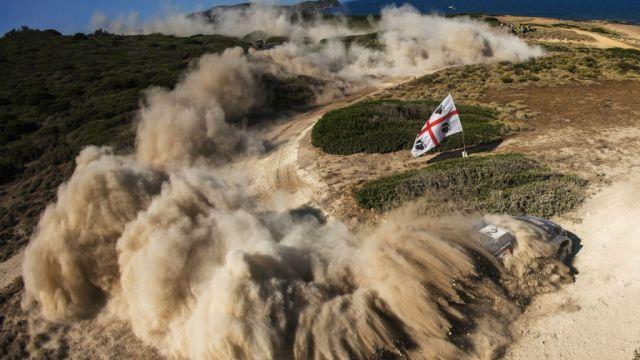 WRC | Cerdeña 2017 | Tanak logra su primera victoria en el WRC,  en Italia