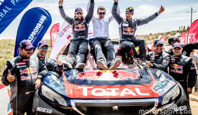Silk Way Rally 2017 | Peugeot gana de la mano de Cyril Despres