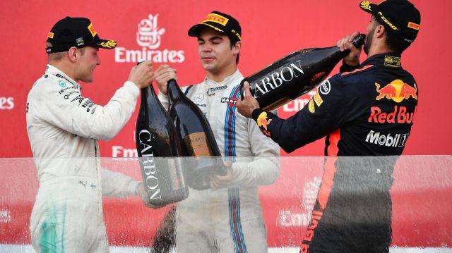 F1 | Bakú 2017 | Ricciardo gana en medio de peleas y reclamos