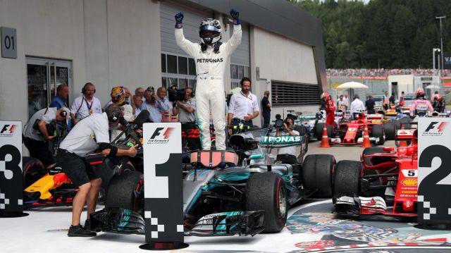 F1 | GP Austria 2017 | Bottas comienza a ganarse un lugar