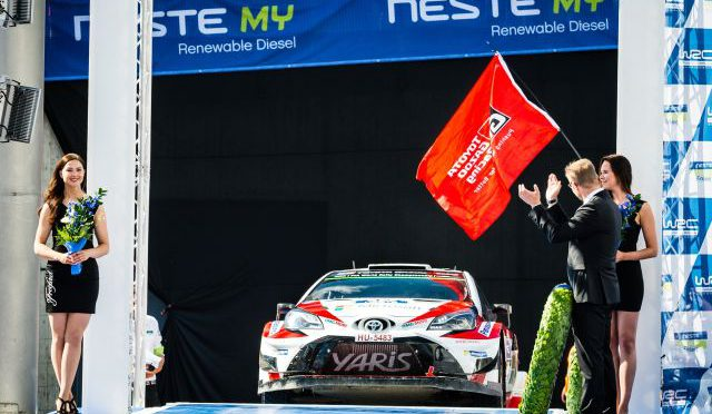 WRC | Toyota Gazoo Racing | Tanak se une al equipo en 2018