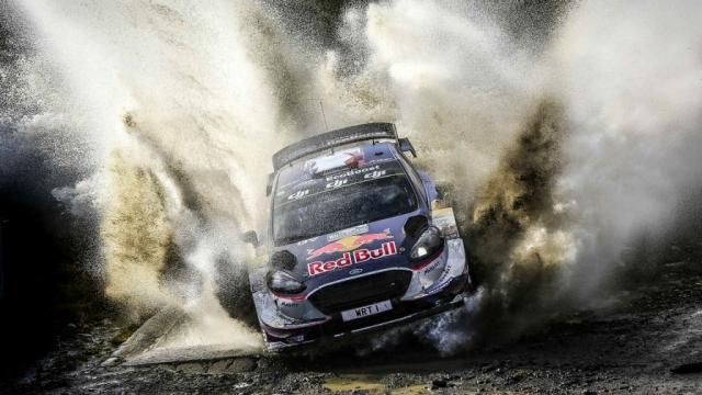 WRC | Ogier firma en M-Sport por un año más