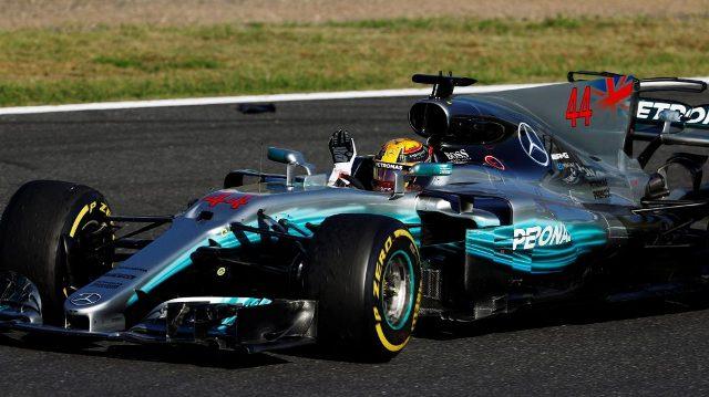 F1 |  Japón 2017 | Hamilton mas cerca del campeonato y Red Bull logra el 2-3
