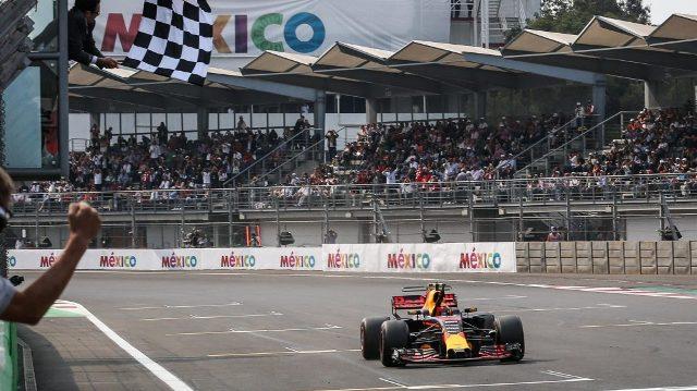 F1 | México 2017 | ganó Max en una carrera vibrante y Hamilton fue campeón