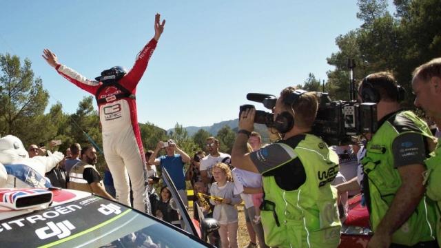 WRC | España 2017 | KRIS MEEKE gana su segundo rally del 2017