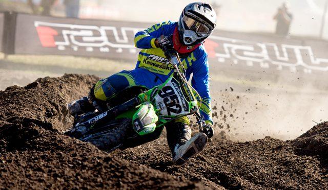 MotoCross | FBR Kawasaki | consigue el Subcampeonato Nacional en San Luis