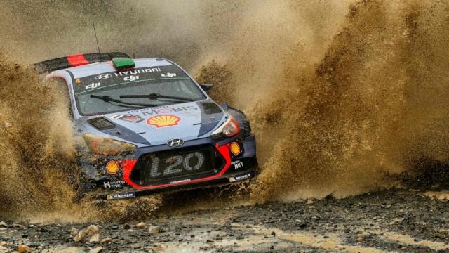WRC | Australia 2017 | Thierry Neuville gana su cuarto rally y logró el subcampeonato mundial