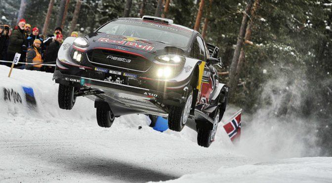 WRC | M-Sport | 40 años en el automovilismo