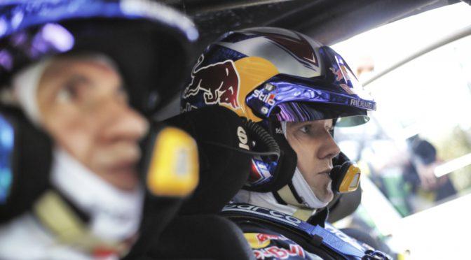 WRC | Corcega 2018 | Ogier tres al hilo en cuatro corridas