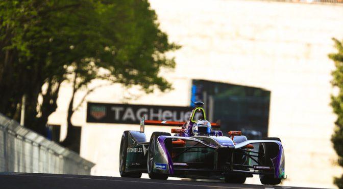 Formula E | E-Prix Roma 2018 | Rosenqvist abandonó y Bird aprovechó