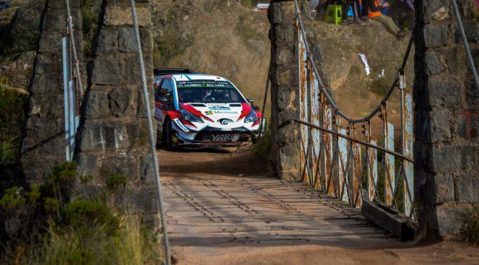 WRC | Argentina 2019 | Toyota confirmó su alineación