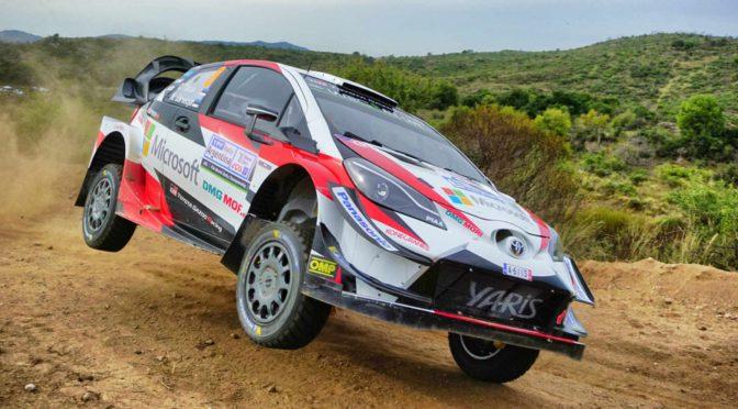 WRC | Argentina 2018 |  Tänak y Toyota remontaron y ganaron