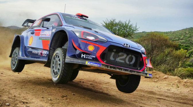 WRC | Shell | Entrevista | su negocio en Argentina y el WRC