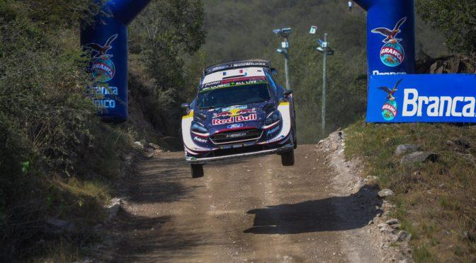 WRC | Argentina 2019 | M-Sport confirmó a Evans y Suninen