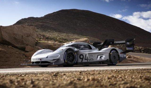 VW Motorsport   Road to Heaven   camino hacia oriente por más récords