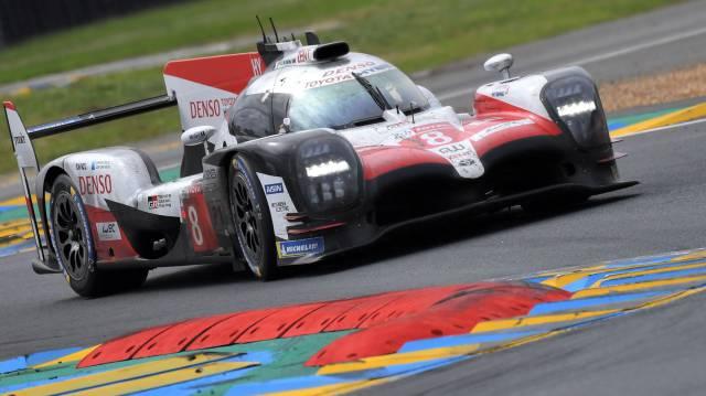 WEC | 24 hs Le Mans | dice Toyota que ganó porque corrió solo