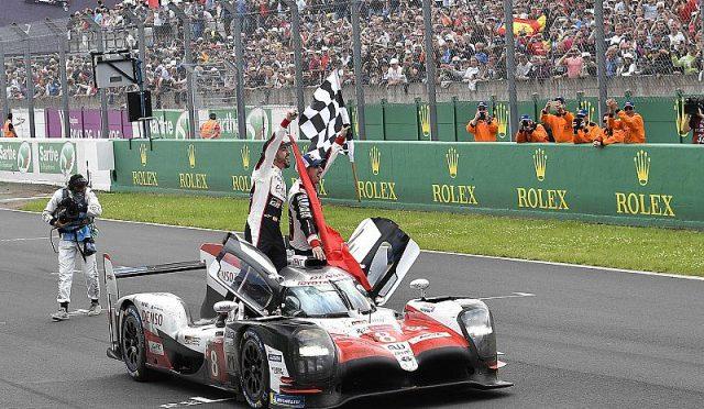 WEC | 24 hs Le Mans | Toyota | con el 1-2 los japoneses hacen historia
