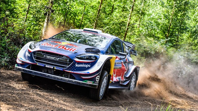 WRC | Finlandia 2019 | Paddon se accidentó y se pierde el rally
